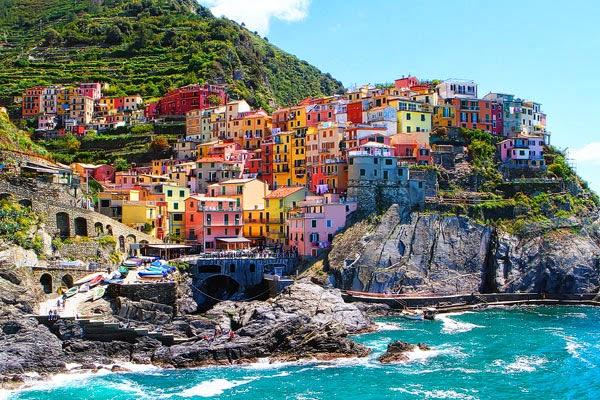 Cinque Terre (Pixabay)