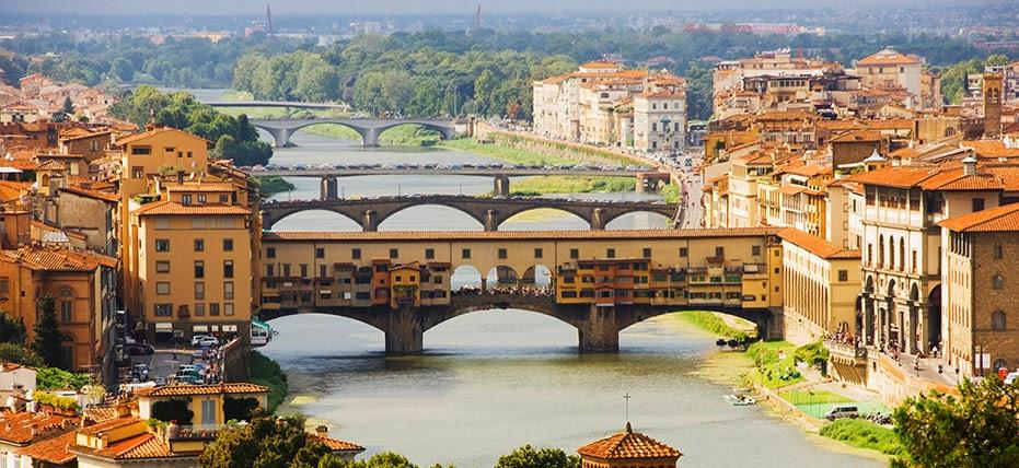 Ponte Vecchio (Pixabay)