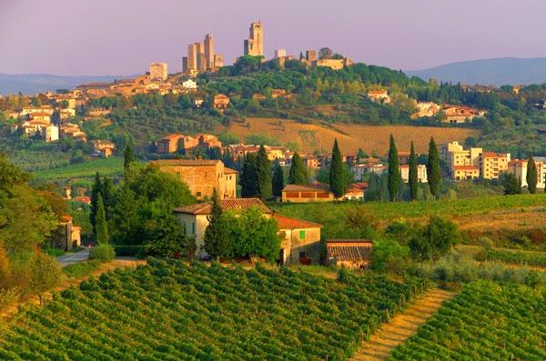 San Gimignano (Pixabay)