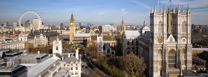 Londres – Um tour por Westminster