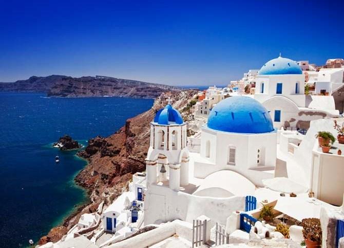 Grécia Parte II – Santorini
