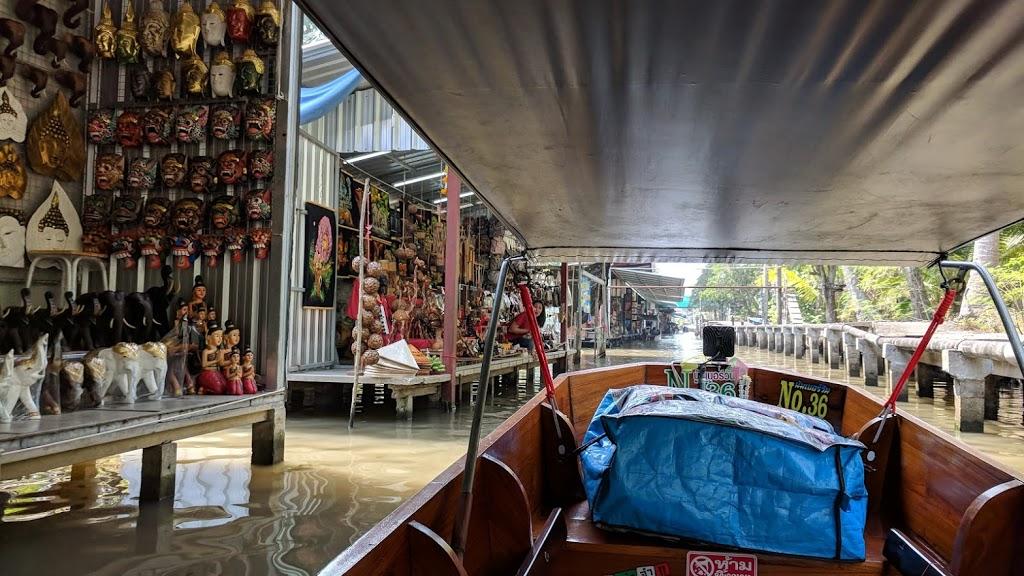 Bangkok – Como é a day-trip para os Mercados Flutuante e do Trem