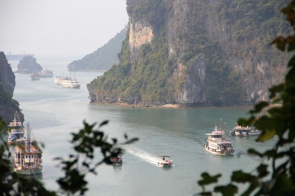 Vietnã – um passeio por Halong Bay