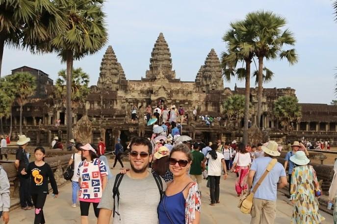 Camboja – Conhecendo os templos de Angkor
