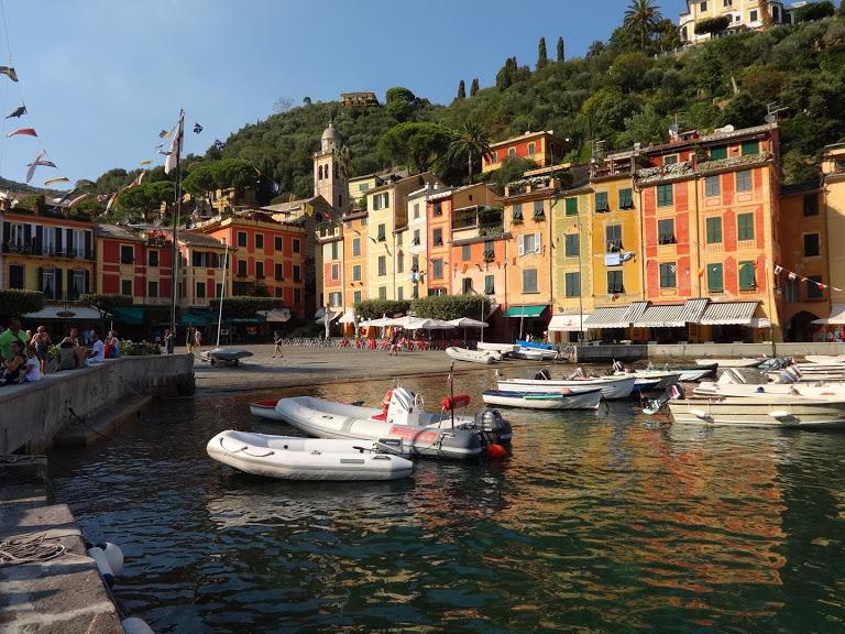 Itália – um passeio pela Ligúria: Gênova e Portofino